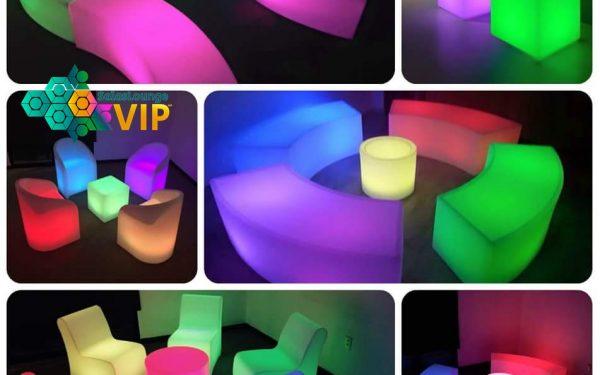 Salas Lounge Iluminadas Venta